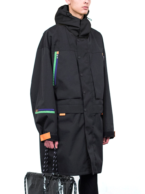 "【18AW】 SOE (ソーイ)  ""Cordura Guide Jacket"" <高機能マウンテンパーカー>"