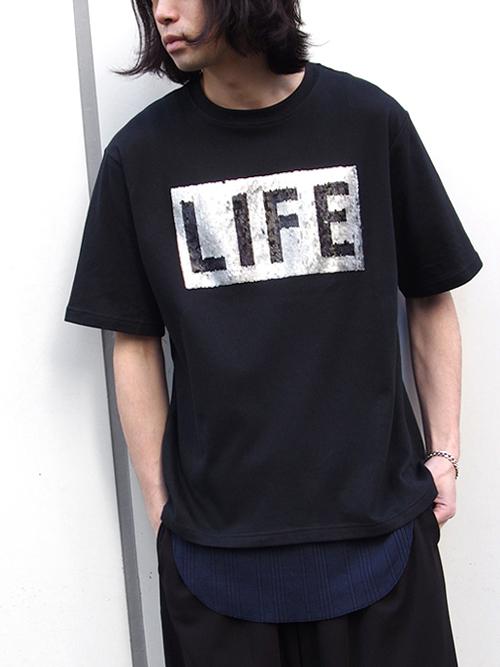 【18SS】 TAAKK (ターク) // LIFE GEEK T SHIRT <Tシャツ>