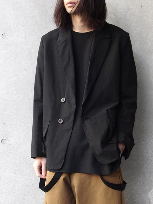 """【19SS】 VOAAOV (ヴォアーブ)  """"tailored jacket"""" <テーラードジャケット>"""