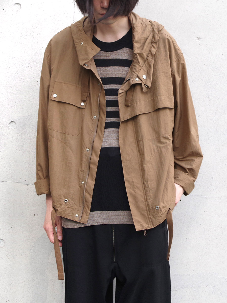 "【2020SS】 wizzard (ウィザード)  ""SALVAGE PARKA BLOUSON"" <ブルゾン> - ORCHER"
