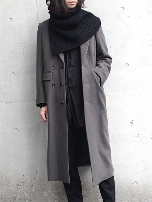 """【18AW】 wizzard (ウィザード)  """"CHESTER COAT"""" <チェスターコート> 全2色"""