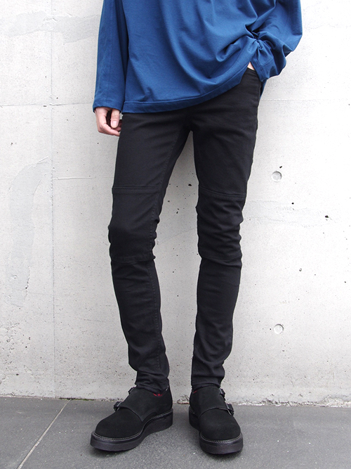 """【18AW】 wizzard (ウィザード)  """"SKINNY PANTS"""" <スキニーパンツ>"""