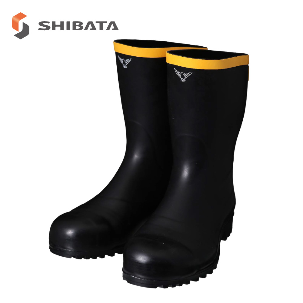 Antistatic Boots AE011 Antistatic Safety Boots / 静電気帯電防止長靴 AE011 安全静電長 (メンズ)