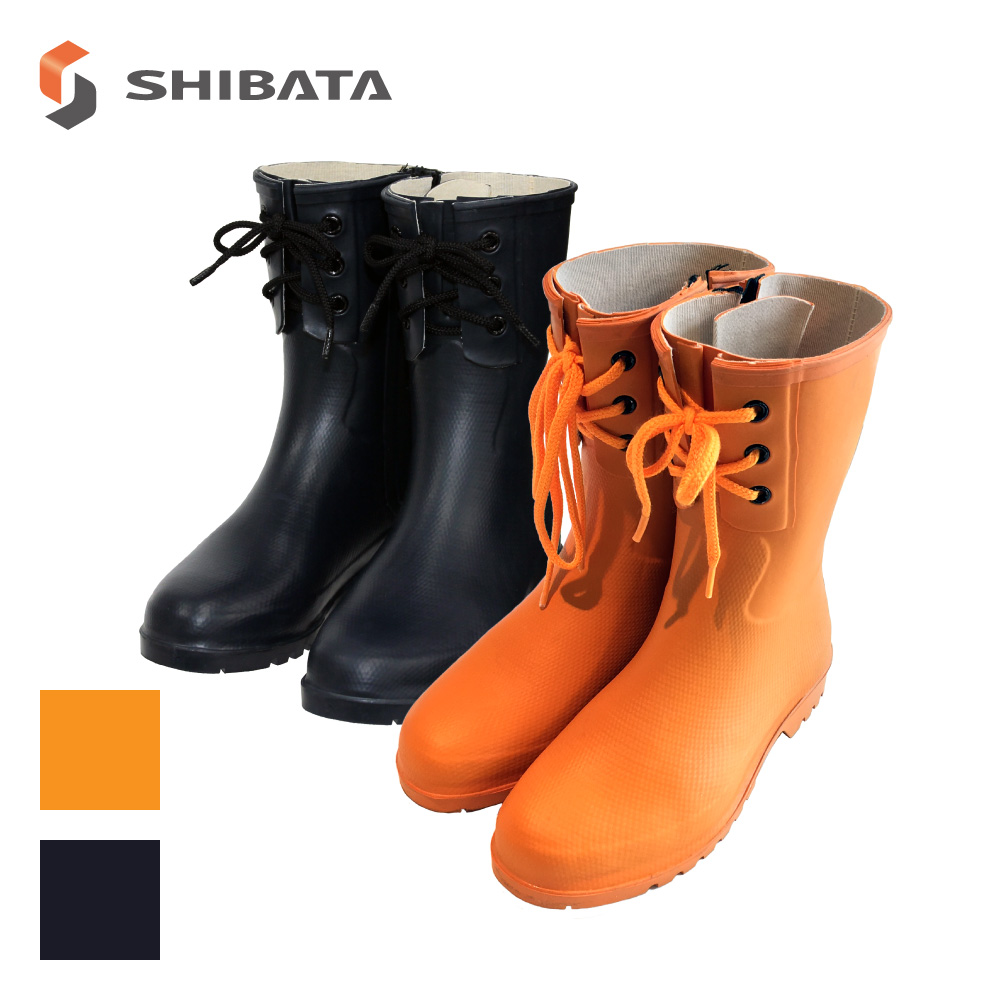 DU201 Bosai Boots (Short) / DU201 防災ブーツ(ショート)