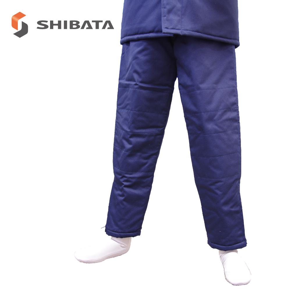 日本製 防寒服 ズボン(紺)