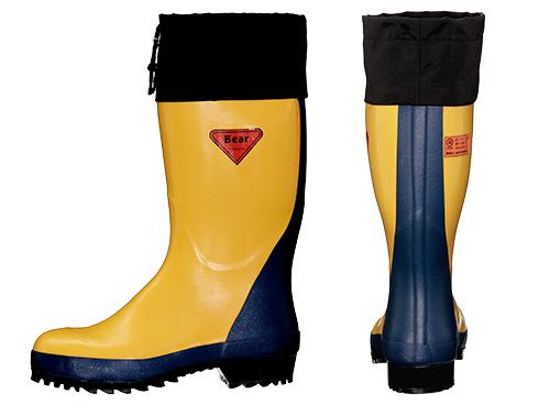 AB071 Safety Bear #500 (Yellow) / AB071 セーフティベアー#500(イエロー)