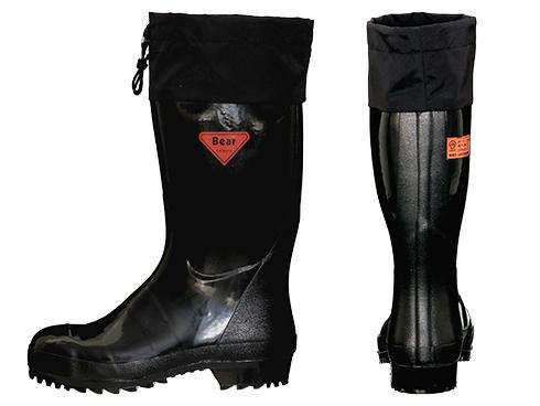 AB101 Safety Bear #500 (Black) / AB101 セーフティベアー#500(ブラック)