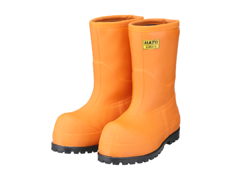 NR011 Cold Resistance Rubber Boots -60℃ / NR011 冷蔵庫長-60℃ (メンズ)