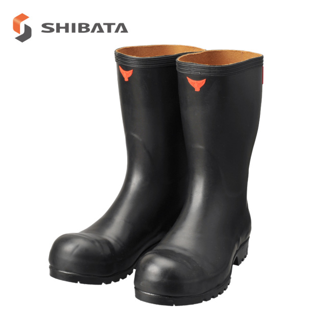 Safety Boots AO010 Oil Resistant Safety Boots / 安全長靴 AO010 安全耐油長 (メンズ レディース)