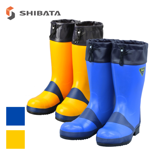 Safety Cold Weather Boots AC070・AC080 Safety Bear #800 / 安全防寒長靴 AC070・AC080 セーフティベアー#800 (メンズ)