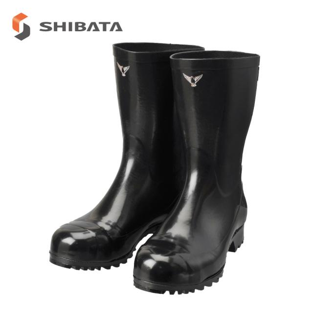 Safety Boots AK010 Rubber Safety Boots Original AK010 / 安全長靴 AK010 安全軽半長AK010 (メンズ レディース)