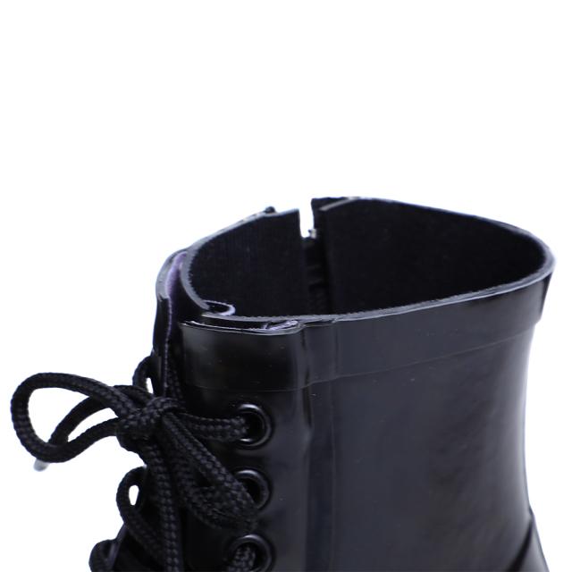 DL102 エコノブーツ ショート(ブラック)