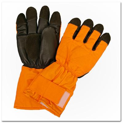 日本製 防寒手袋 5本指