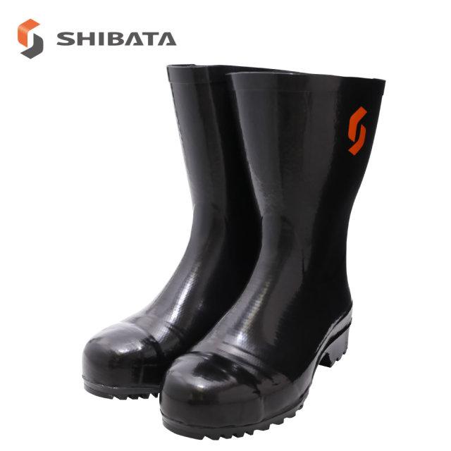 NB050 Half Knee Boots A / 一般作業長靴 NB050 安全軽半長A