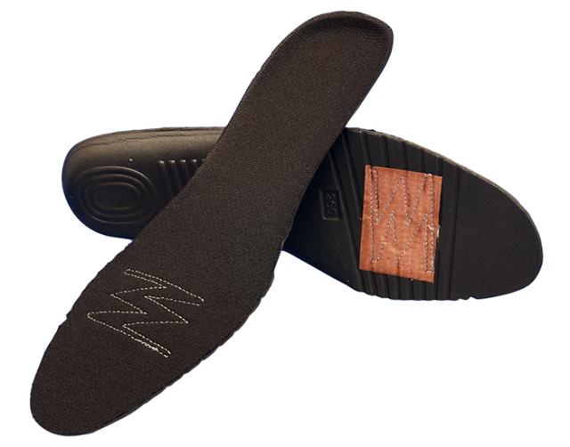 AE011 カップインソール(静電気帯電防止長靴用)