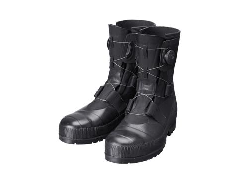 Safety Boots SB3004 (Black) CE / 安全長靴 SB3004(ブラック) CE (メンズ)