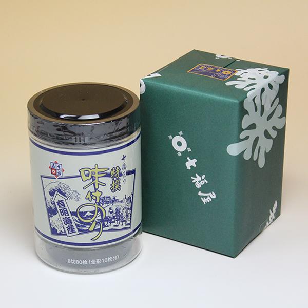 【卓-1(味)】卓上海苔80枚