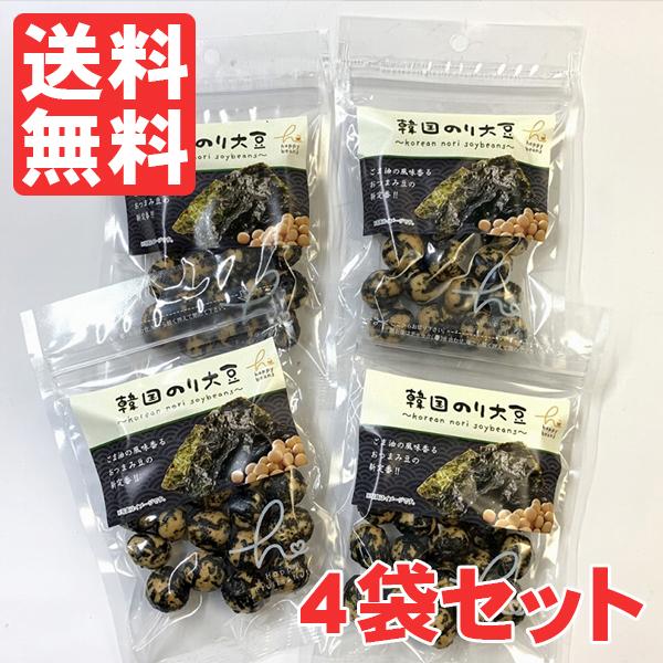 韓国のり大豆