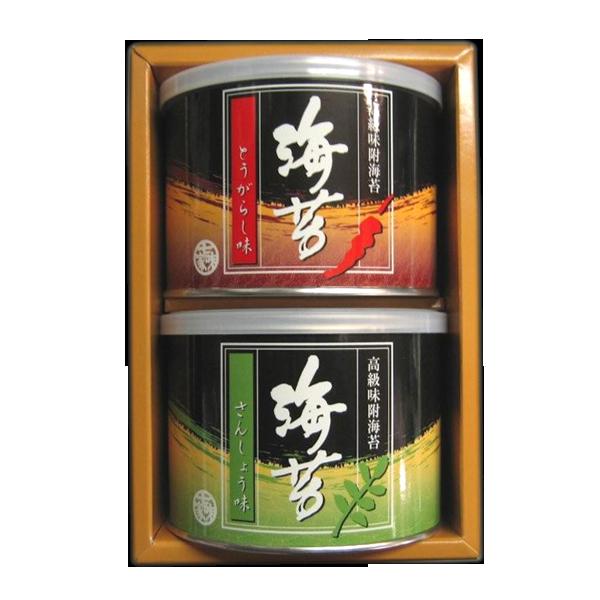 味付け海苔2缶入り