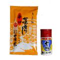 七味辛口袋(15g)、プラスチック容器付