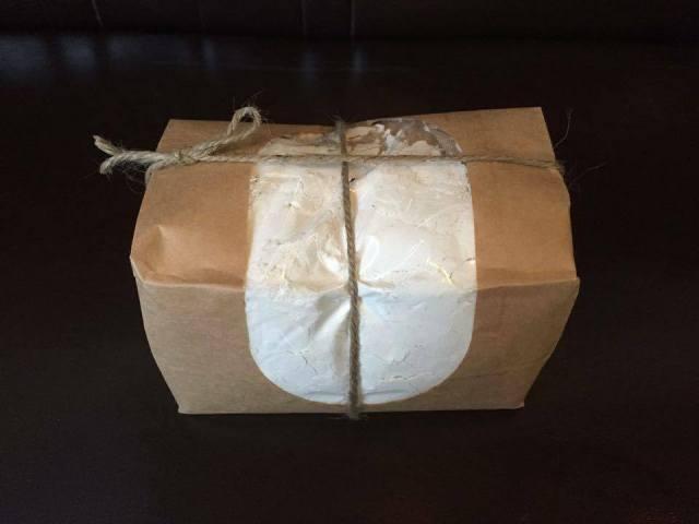 麺や七彩オリジナルブレンド小麦粉(国産小麦100%) 500g入 ※手打ち麺の作り方説明書付き