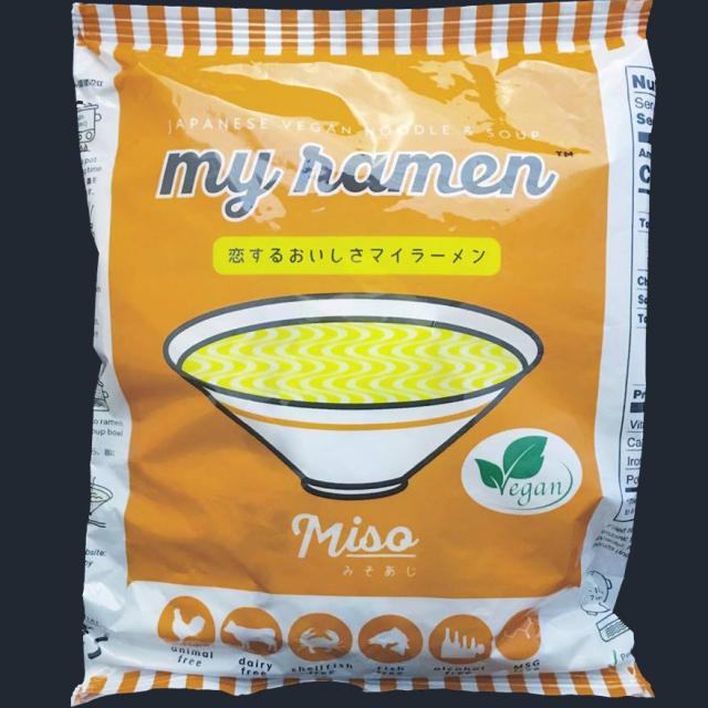 マイラーメン味噌