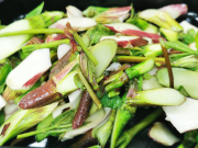 秋田の天然山菜(秋田県東成瀬村『マタギ』一家が摘んだ天然山菜)