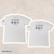 麺や七彩公式オリジナルTシャツ