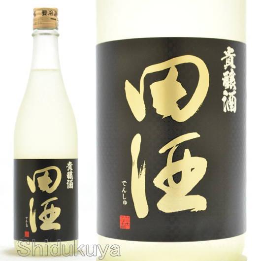 ≪数量限定≫青森県 西田酒造店 田酒【でんしゅ】貴醸酒 720ml