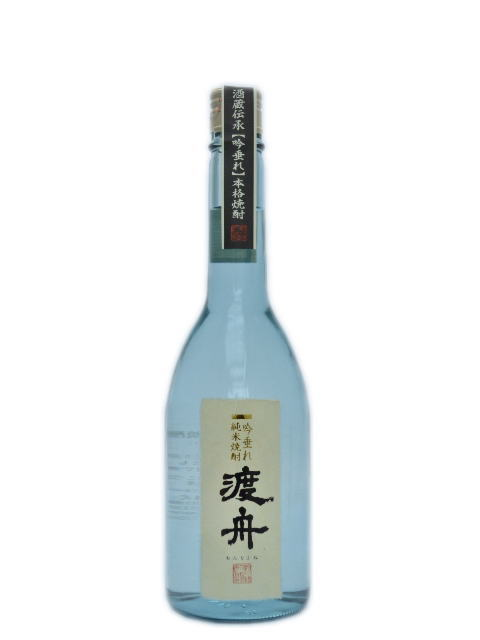 茨城県、府中誉の「渡舟」吟垂れ純米焼酎720mlを通販。