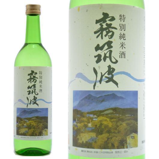 茨城県,浦里酒造店,霧筑波,特別純米,720