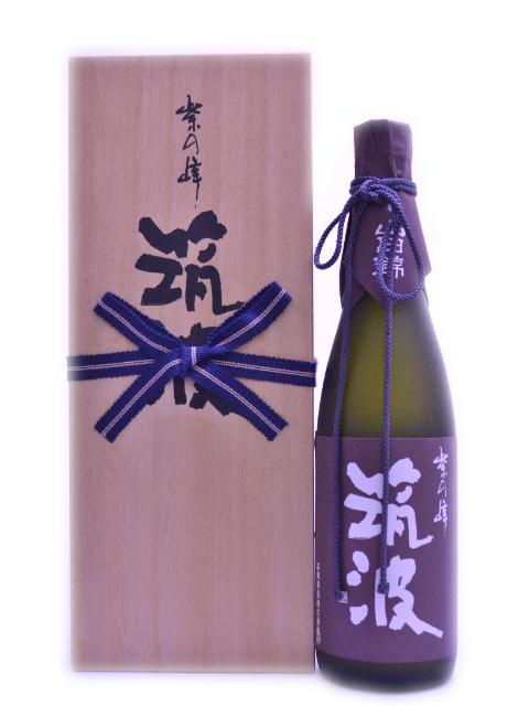 筑波 大吟醸 紫の峰 【酒の志筑屋】