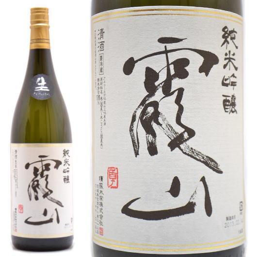 茨城県,須藤本家,霞山,純米吟醸,1800mlの通販