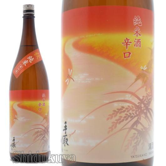 手取川,特別純米酒,辛口,秋純米,1800ml