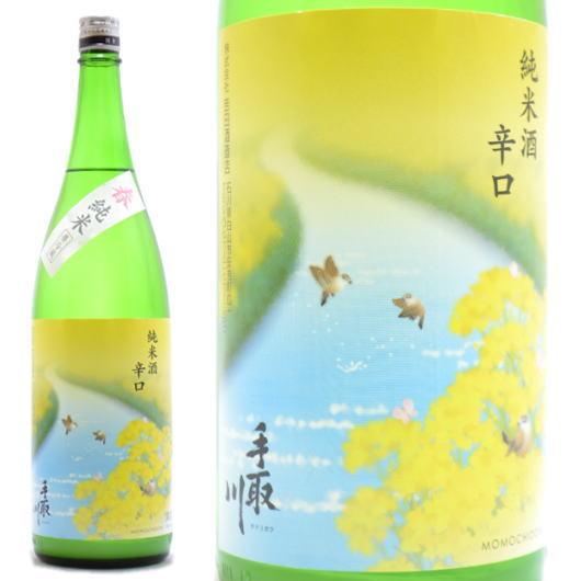 石川県,吉田酒造店,手取川,特別純米,辛口春純米1800ml