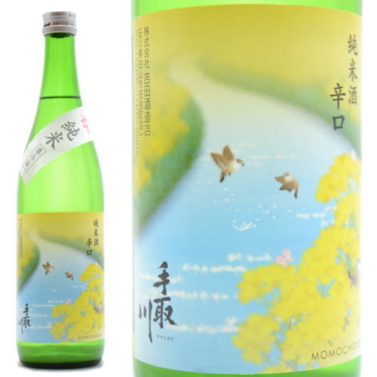 石川県,吉田酒造店,手取川,特別純米酒,辛口春純米720ml