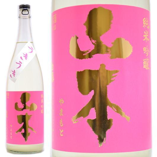 秋田県,白瀑,山本,純米吟醸,うきうき山本1800ml