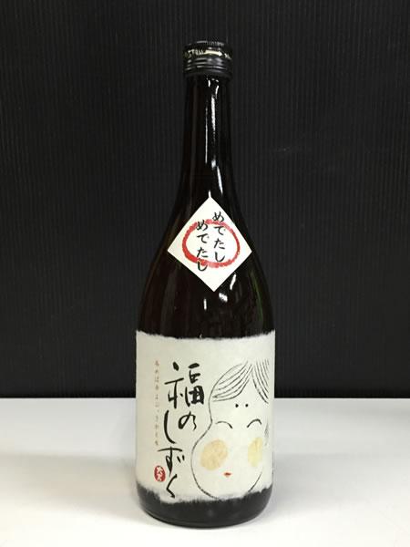 福のしずく 原酒720ml