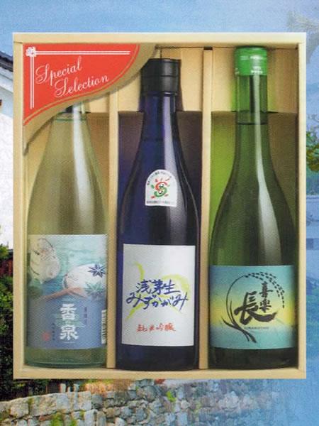 滋賀地酒 夏酒セット お中元