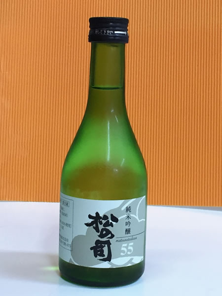 松の司 純米吟醸55 300ml