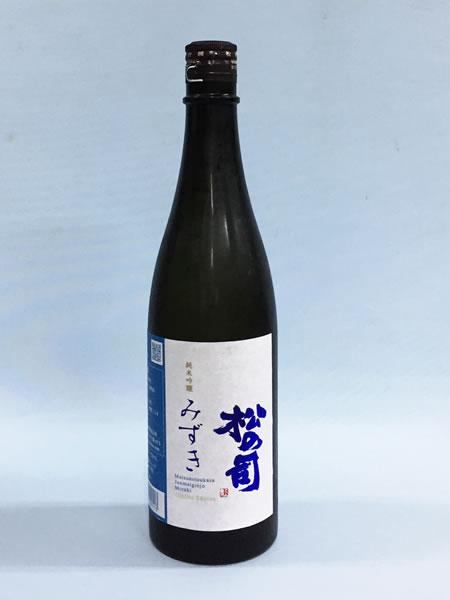 松の司 純米吟醸 みずき 720ml