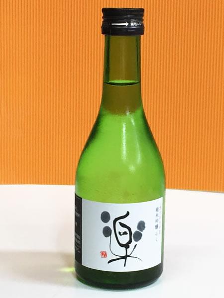 松の司 楽 純米吟醸 300ml
