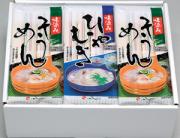乾麺詰合せ12入 (味涼みそうめん360g 8袋・味涼みひやむぎ360g 4袋)