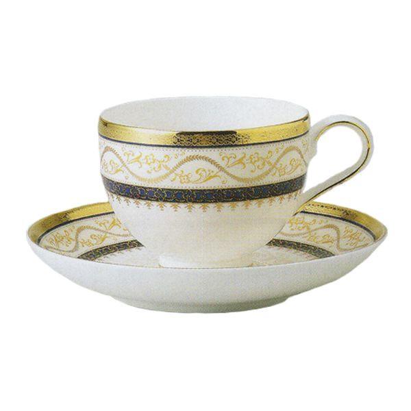 ティーカップソーサー ブリトニー 洋食器 業務用食器 商品番号:3b537-47