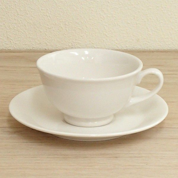 ティーカップソーサー ニューボン ソアラ 洋食器 業務用食器 商品番号:3b592-19