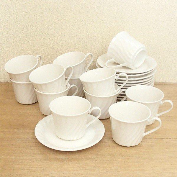 コーヒーカップソーサー 12客セット ニューウエーブ ニューボン