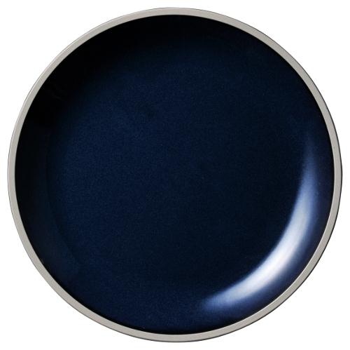 25.5cmプレート ルスト モードブルー 商品番号:k10586003