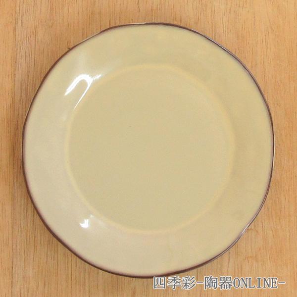 25cmプレート シナモンベージュ ラフェルム アンティーク レトロ おしゃれ かわいい 商品番号:k13522003