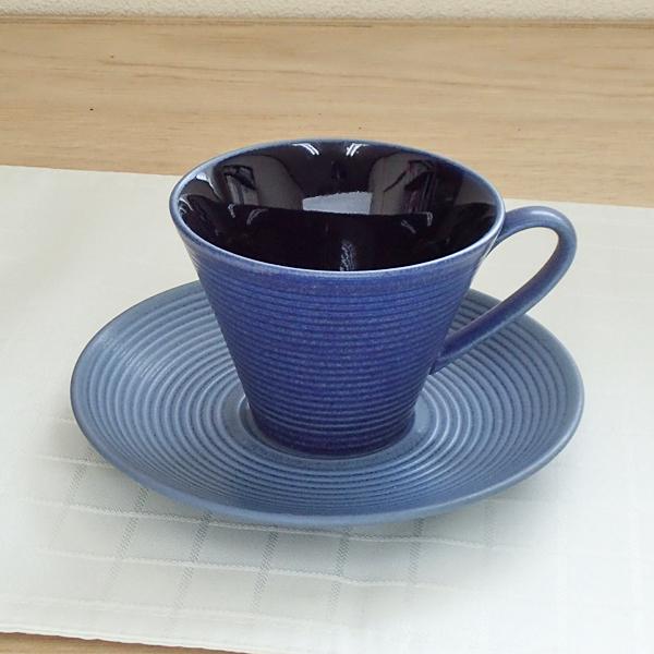 コーヒーカップソーサー ピコレ ブルーベリー 洋食器 業務用食器 商品番号:k658152-658155
