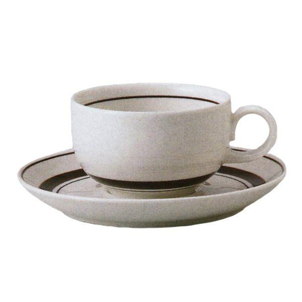 ティーカップソーサー スノートン 洋食器 業務用食器 商品番号:3b539-11